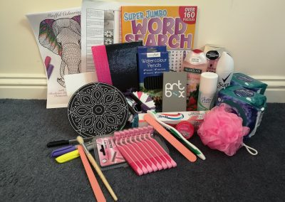 RLP Wellbeing pack for girls