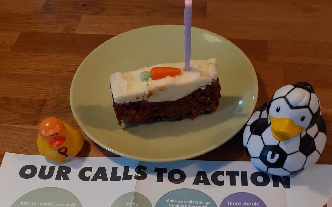 Happy 1st Birthday to our 40 Calls to Action